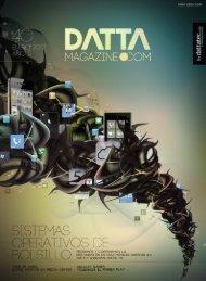 Revista Dattamagazine número 40 - Proyectos Beta