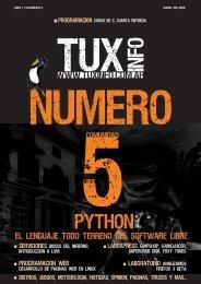 tuxinfo 5 listaaa