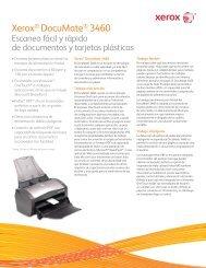 Xerox® DocuMate® 3460 - Scanners