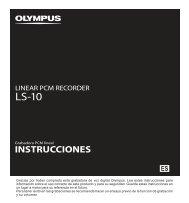 LS-10 - Manual Avanzado - Olympus