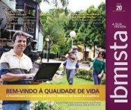 Bem-vindo à Qualidade de vida - Revista IBMista