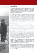 Guía para los Pequeños Mineros y Mineros Artesanales - Page 5