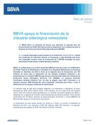 Informe 'Situación Latinoamérica' - Banco Provincial