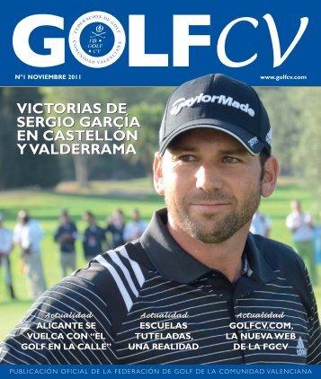 01 PORTADA Sergio Garci?a:Maquetación 1 - Federación de Golf ...