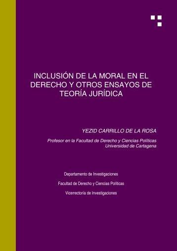 inclusión de la moral en el derecho y otros ensayos de teoría jurídica
