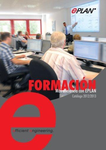 catálogo formación 2012 - Eplan