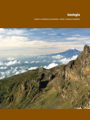 Geología - Universidad Veracruzana