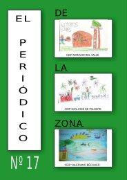 Periódico de la Zona nº 17 - CEIP Adriano del Valle