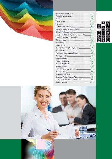 Papel de oficina y etiquetas - Estanc Coderch