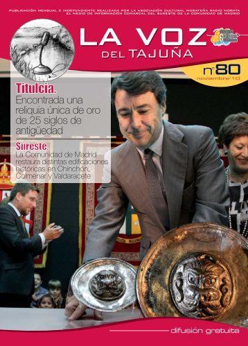 La Voz 80 01_31:La Voz 80 01_31 - Radio Morata