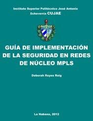 Guía de implementación de la seguridad en redes de Núcleo Mpls