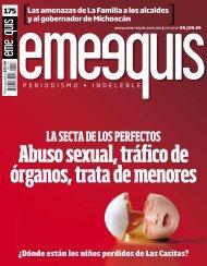 Abuso sexual, tráfico de órganos, trata de menores LA ... - Emeequis