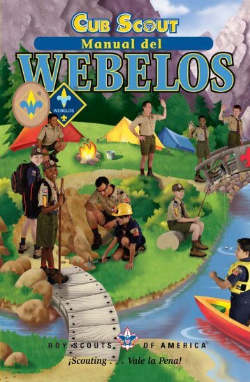 Manual del Webelos - Boy Scouts of America