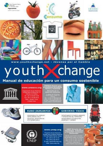 Manual de educación para un consumo sostenible - UNEP