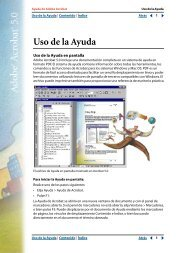 Ayuda de Adobe Acrobat - NetOne