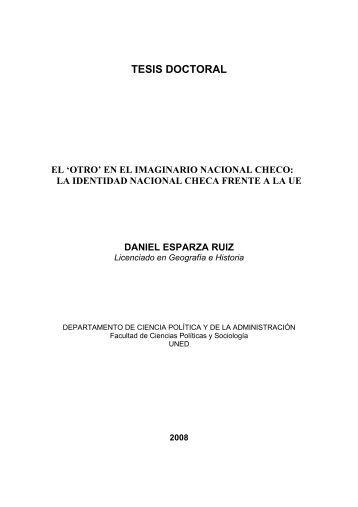 en el imaginario nacional checo - e-Spacio - Uned