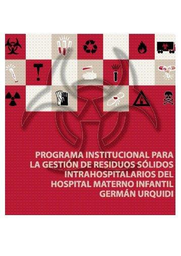 Programa Institucional para la Gestión de Residuos ... - swisscontact