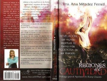 Ana Mendez Ferrell – Regiones de Cautividad - Ondas del Reino