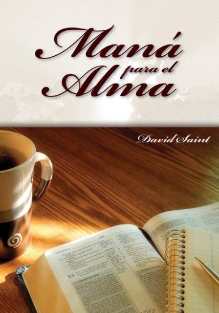 """Descargar libro Maná para el Alma I - Iglesia """"El Renuevo"""""""