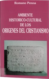 ORÍGENES DEL CRISTIANISMO - 10