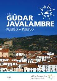 Gúdar-Javalambre. Pueblo a pueblo. - Teruel