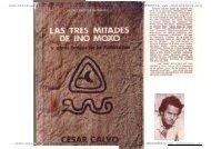 Las Tres Mitades de Ino Moxo y otros Brujos Amazónicos