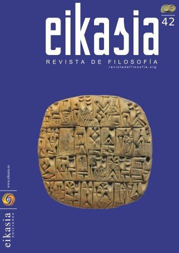 Descargar número completo (6,26 MB) - EIKASIA - Revista de ...