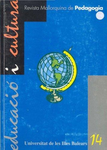 Evaluación de políticas educativas - Biblioteca Digital de les Illes ...