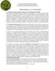 Alta Edad Media - Facultad De Humanidades - Universidad de ...