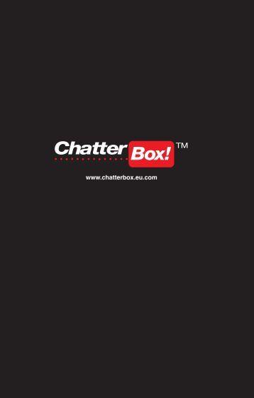 Manual PDF - ChatterBox Europe