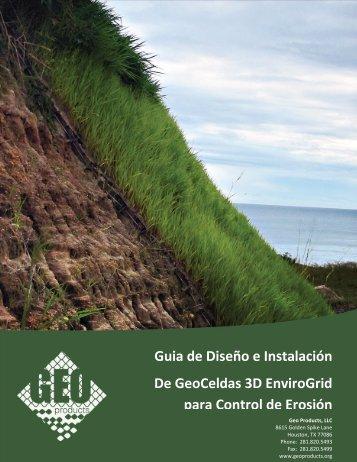 Guia de Diseño e Instalación De GeoCeldas 3D EnviroGrid para ...