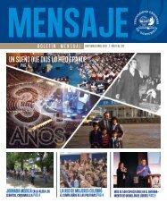 Boletín Mensaje Abril 2013 - Fraternidad Cristiana de Guatemala