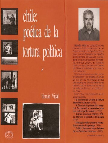 Poética de la tortura política - Institute for the Study of Ideologies ...