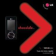Guía de inicio rápido - LG Electronics
