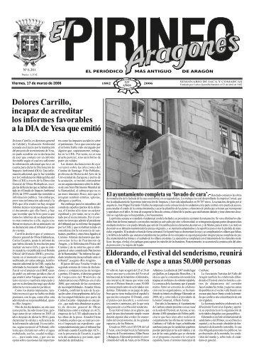 Don Pedro Pueyo Grafiella - El Pirineo Aragonés