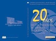 20 años de cooperativ., pdf 2.5 MB - CE Jaume Balmes