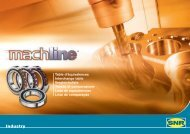 MachLine: Interchange Table - NTN Bearing
