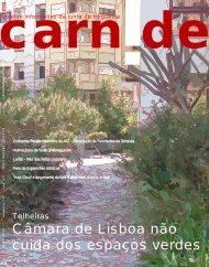 Câmara de Lisboa não cuida dos espaços verdes - Junta de ...