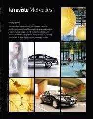 Link a la revista Mercedes Otoño 2010 - Mercedes-Benz España