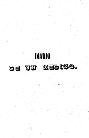 Diario de un médico. Tomo II - Ateneo de Madrid