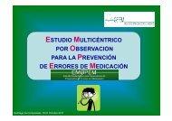 Estudio EMOPEM: resultado de cuatro años - Sociedad Española ...