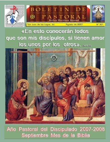 Boletín 301 - Diócesis de San Juan de los Lagos