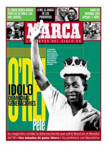 : cambios : 1 PELE PORTADA - Marca
