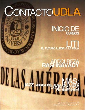 Edición Completa - Universidad de la Américas, Ciudad de México