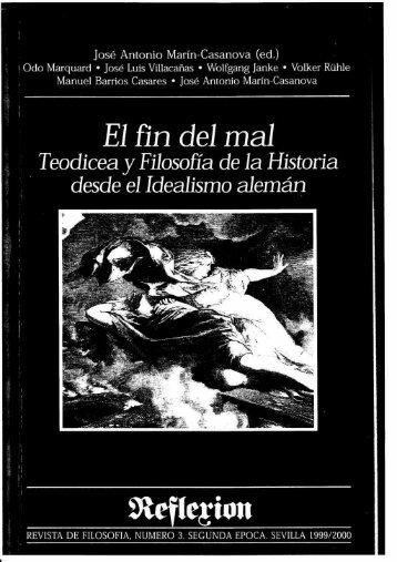 E1 fin del mal - Biblioteca SAAVEDRA FAJARDO de Pensamiento ...