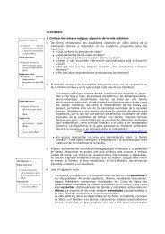 Actividades I. Civilización romana antigua: aspectos de la vida ...