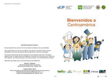 Bienvenidos a Centroamérica - Fundación Turismo para Todos