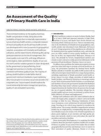 a study to assess the quality of pre historic emergency medical care in trauma victims Part 6: alternative techniques and ancillary devices for cardiopulmonary resuscitation web-based integrated 2010 & 2015 american heart association guidelines for cardiopulmonary resuscitation and emergency cardiovascular care.