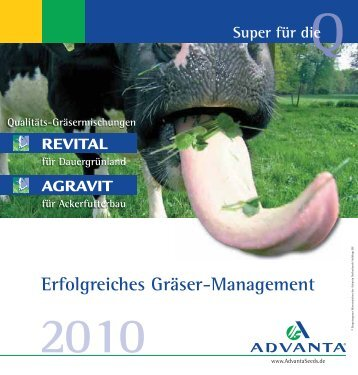 Erfolgreiches Gräser-Management 2010