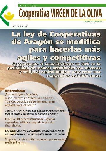 Revista n. 3.pdf - Cooperativa Virgen de la Oliva